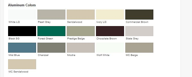 Exceptional Engineered Wood Siding Colors 2 Kaycan